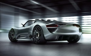 Porsche 918 Spyder 2011 widescreen 03 300x187 Top 120 Porsche Wallpapers