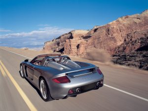 Porsche Carrera GT RA Speed 1024x768 300x225 Top 120 Porsche Wallpapers