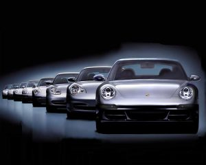 Porsche911CompleteEvolution 300x240 Top 120 Porsche Wallpapers