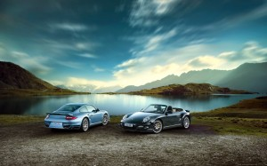 Porsche 911 Turbo S Widescreen 29201021250PM30 300x187 Top 120 Porsche Wallpapers