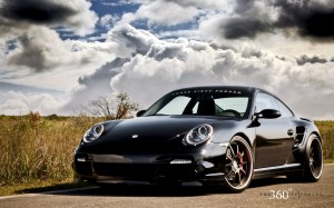 Porsche 997 TT on 360 Forged SL 10 outside wallpaper 1920x1200 300x187 Top 120 Porsche Wallpapers
