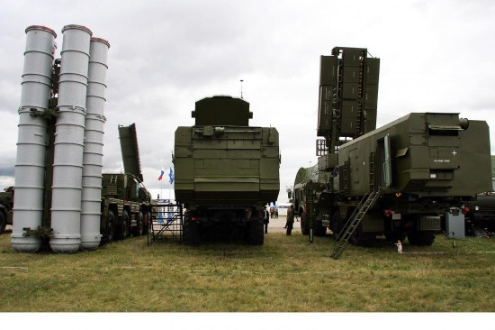 S 300V 550x366 Top 10 Anti Missile Systems