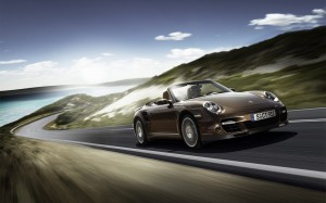 big porsche 997 turbo cabriolet 1 300x187 Top 120 Porsche Wallpapers