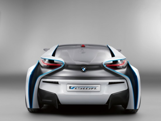 bmw vision efficientdynamics hybrid concept car 2 1024x768 550x412 A look at BMWs Vision Efficient Dynamics