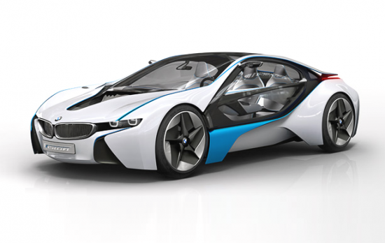 bmw vision 2 550x348 A look at BMWs Vision Efficient Dynamics