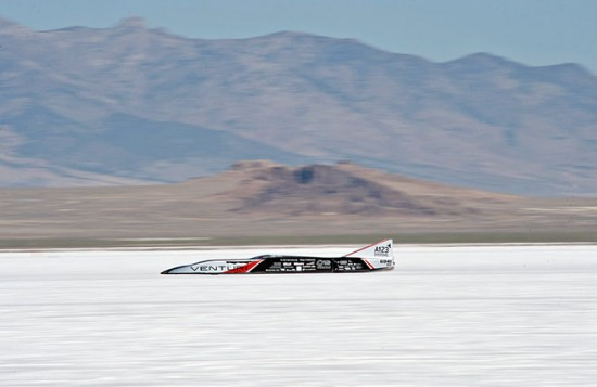 buckeye bullet 550x357 Worlds Fastest Electric Car Hits 307mph