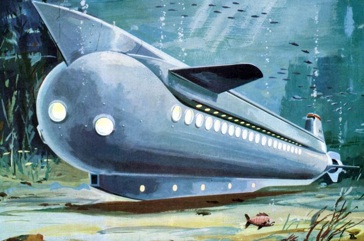 Top 10 Deadliest Submarines