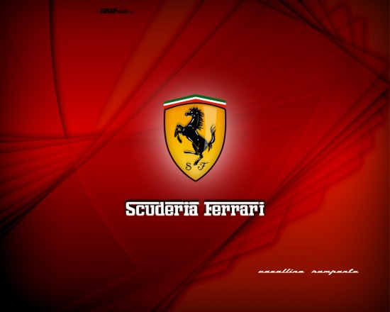ferrari logo 222 550x440 Ferrari F1 Signs 11 Year Old Boy