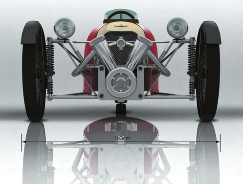 Morgan SuperSports Junior Cars Wallpaper