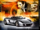porsche carrera gt car wallpaper 133x100 Top 120 Porsche Wallpapers