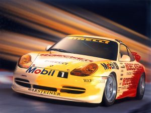 porsche racing mobil 300x225 Top 120 Porsche Wallpapers