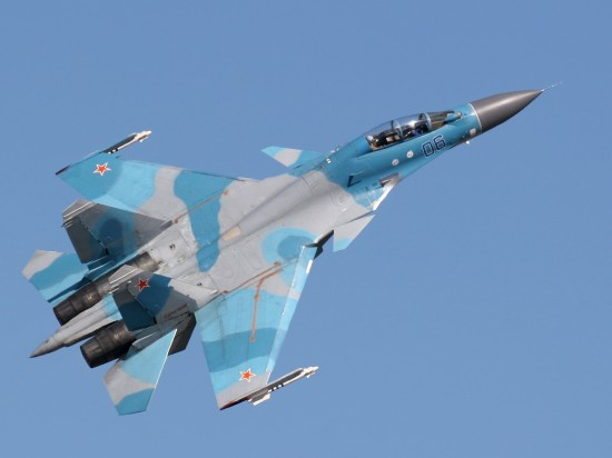 su 30 550x412 Top 10 Russian Sukhoi fighter aircrafts