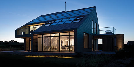 Net zero energy home a reality realitypod Net zero home designs