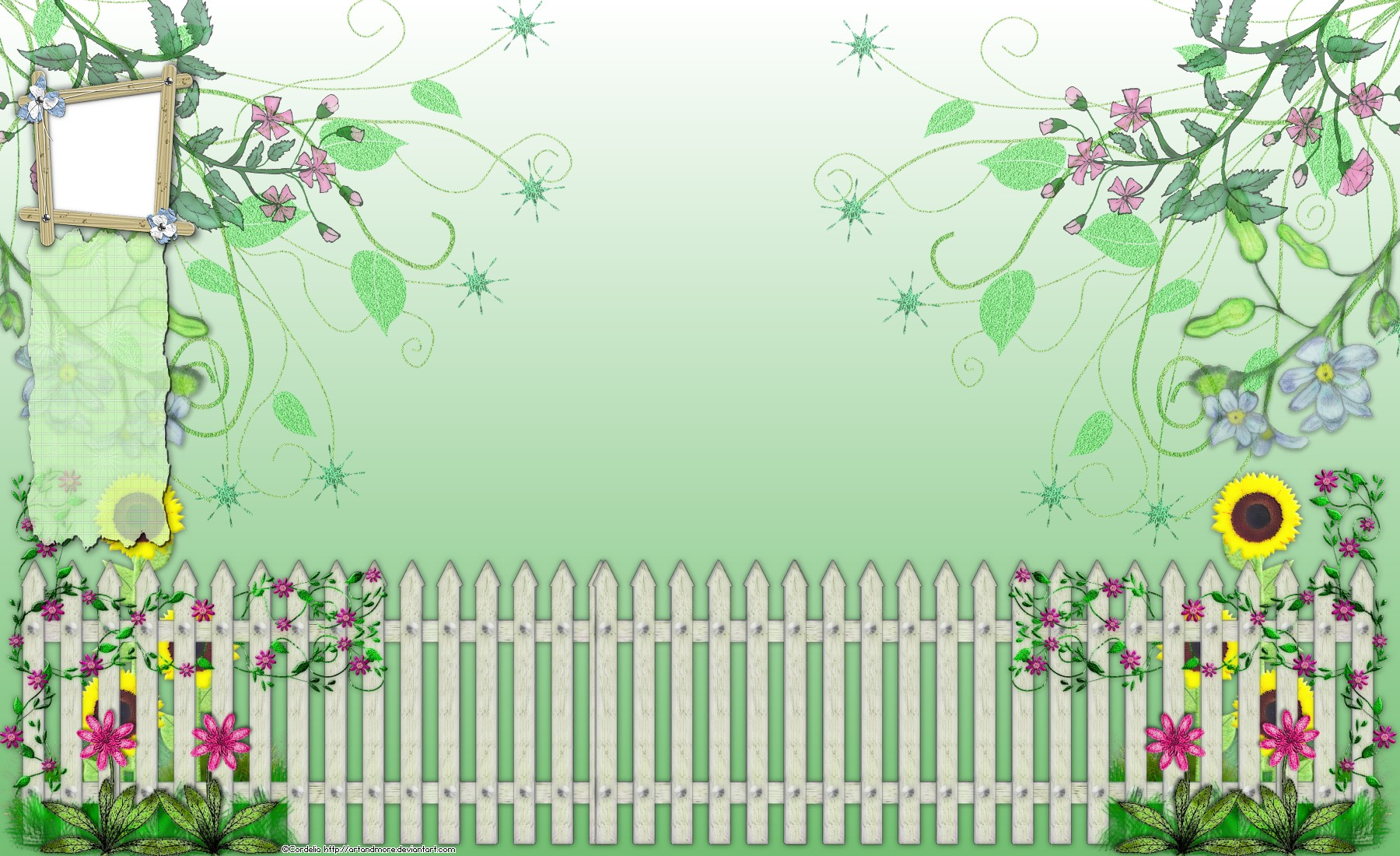 Garden background 7 baground taman bunga 2 flower backgrounds for Garden design graphics