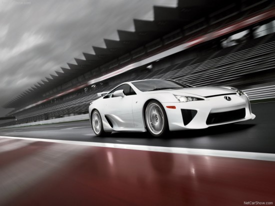 Lexus LFA 2011 800x600 wallpaper 04 550x412 Top Gear Season 14 Full Episode 7