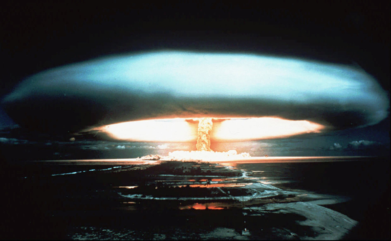 Top 10 Nuclear Explosions