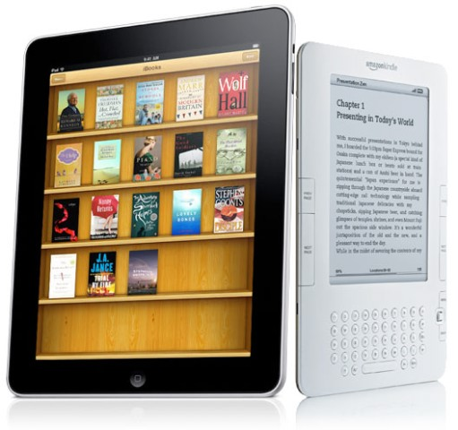 kindle vs ipad top 2 Video: Kindle vs iPad Ad Battle Begins