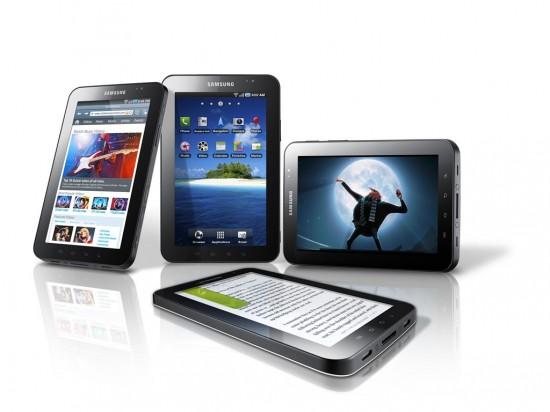 samsunggalaxytab3 550x412 Samsung Releases Galaxy Tab as iPad Competitor