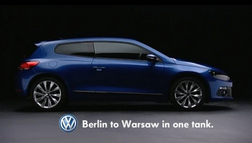 Top Gear Makes VW Scirocco TDI Advertisement
