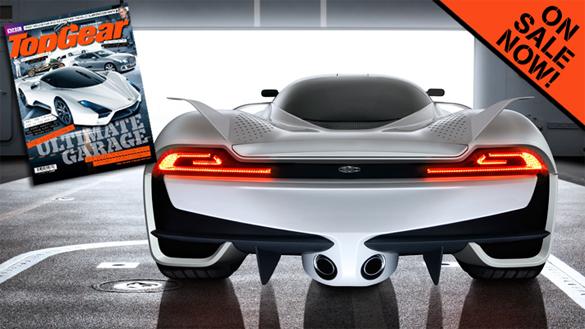 Top Gear Reveals SSC Ultimate Aero II
