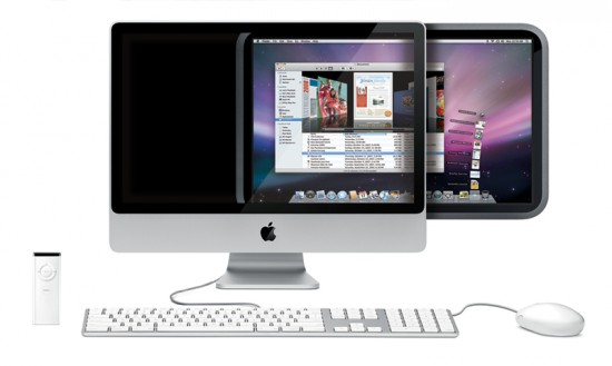 imac touch 550x329 Apple files 'iMac Touch' patent