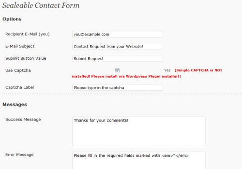 top 10 wordpress contact form plugins realitypod part 2