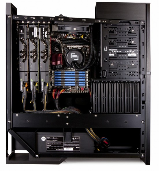 13 550x592 Extreme Gaming PC (Maingear Shift)