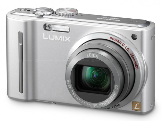 TZ7s slant 550x409 Top 10 Digital Cameras