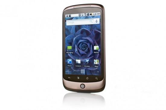 google nexus 550x365 Top 10 Smartphones