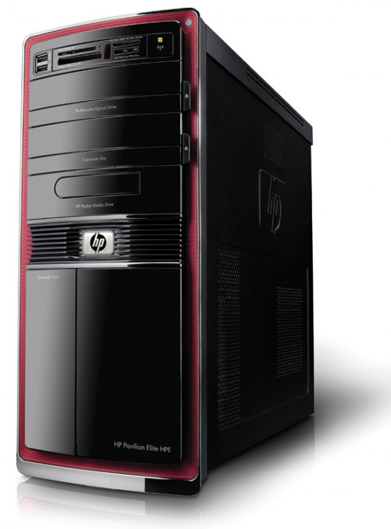 hp pavilion 550x744 Top 10 Desktop Computers