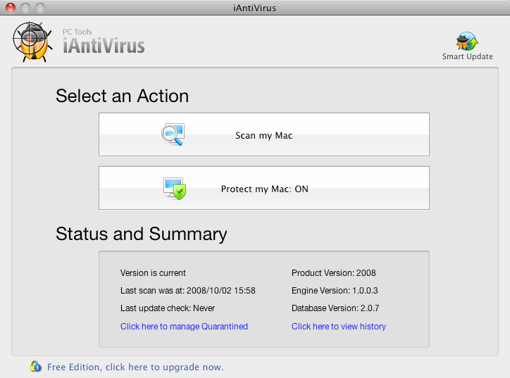 iantivirus Top 10 Antivirus for MAC