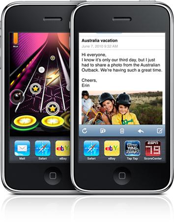 iphone 3gs Top 10 Smartphones