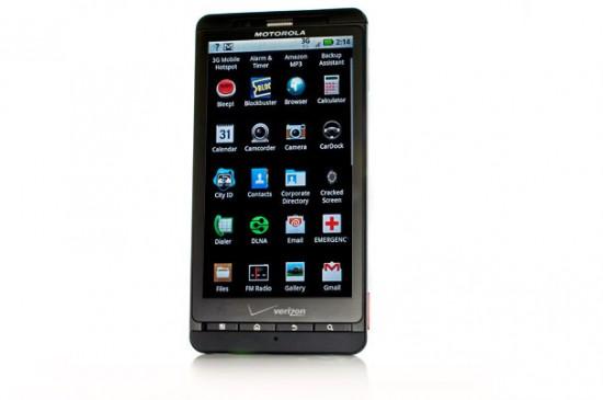 motorola droid x 560080 g4 550x365 Top 10 Smartphones