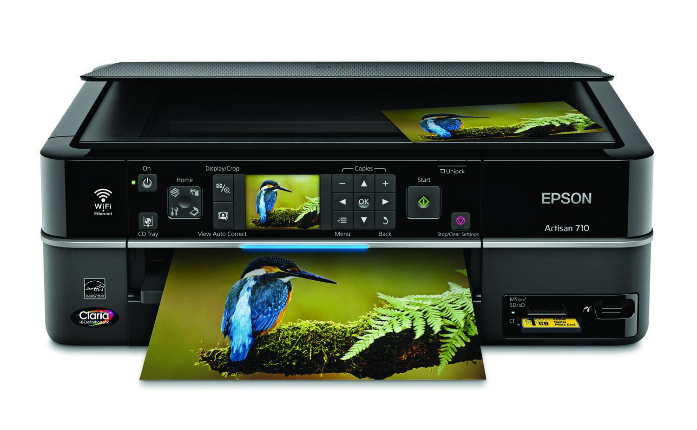 how to fix an epson printer that wont print black