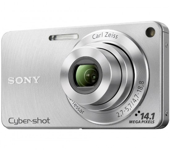 sony cyber shot 550x487 Top 10 Digital Cameras