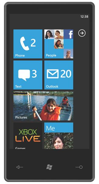 windows 7 Top 10 Smartphones