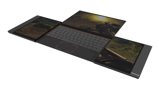 33 550x295 Prime Gaming Laptop (Concept PC)