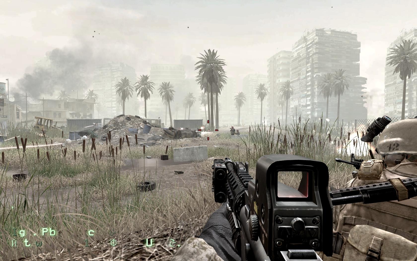 👾 instalando call of duty 4 modern warfare + multiplayer/lan.