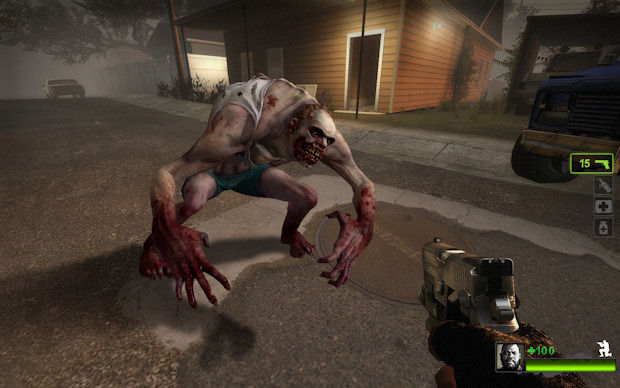 first person shooter games zombies