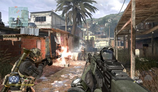 8 Callof Duty 6 550x322 Top 10 First Person Shooter Games for PC