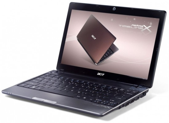 Acer Timeline 550x402 Top 10 Ultraportable Laptops