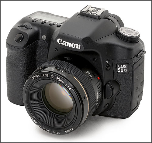 Cannon EOS 50 Top 10 Professional Cameras (DSLR)
