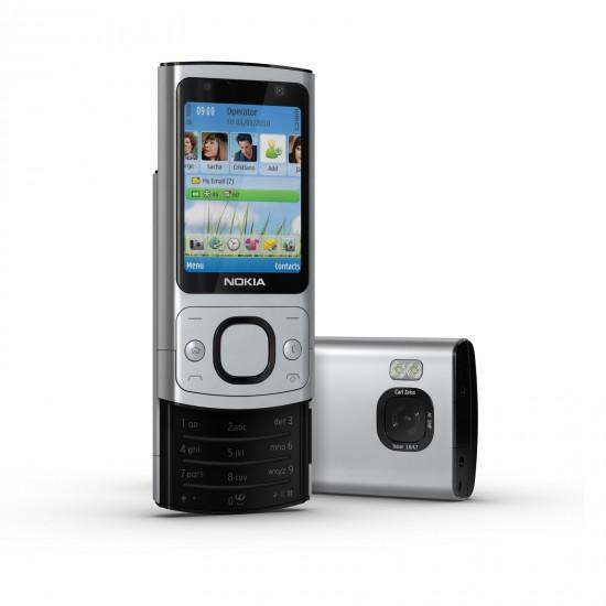 Nokia 6700 slide1 550x550 Top 10 Nokia mobiles