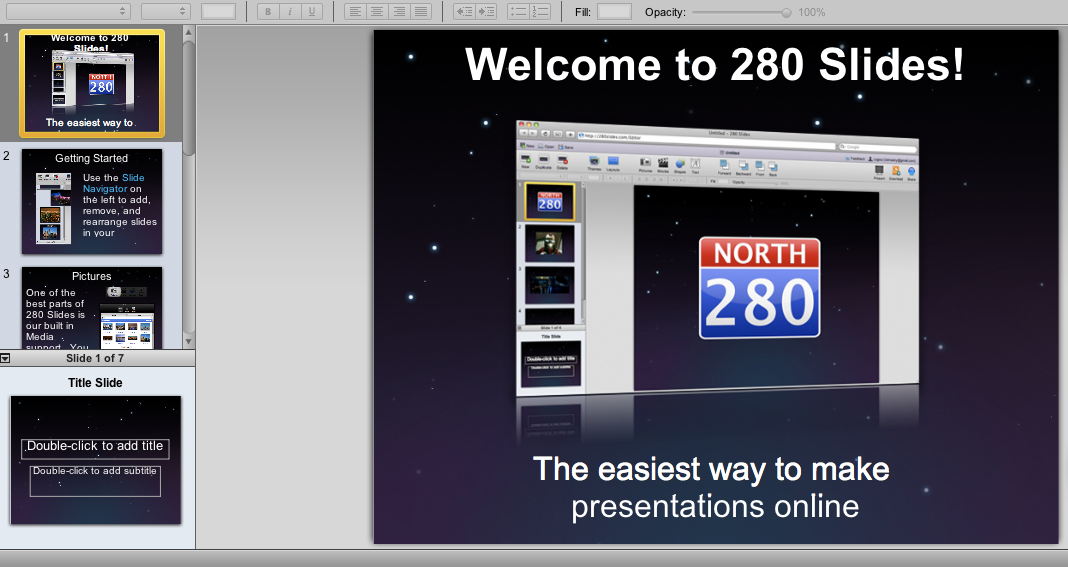 Top 10 Presentation media