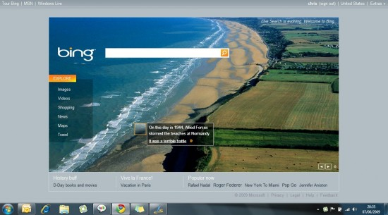 bing1 550x305 Top 10 Search Engines