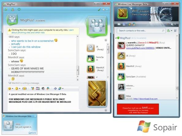 Msn 8.0 Plus Download Windows 7 64 Bit
