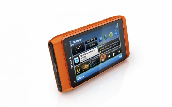 nokia n8 orange 550x344 Top 10 Nokia mobiles
