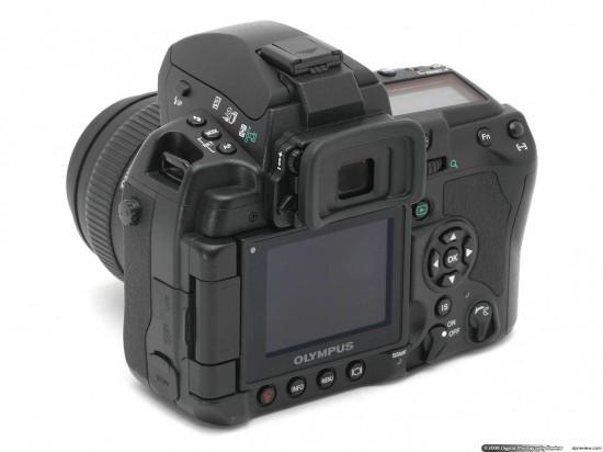 olympus e 3 550x412 Top 10 Professional Cameras (DSLR)