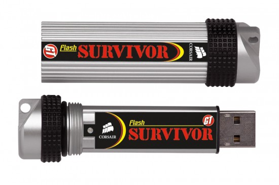 survivor 550x366 Top 10 USB Flash Drives