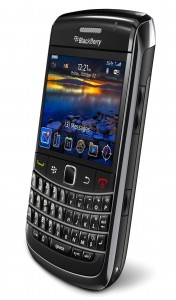 BlackBerry Bold 9700 176x300 Top 9 QWERTY Mobiles